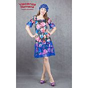 Одежда manualidades. Livemaster - hecho a mano Dress VR-1123. Handmade.