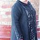 Верхняя одежда ручной работы. Заказать пальто ТАТЬЯНА. Virginia (Верина). Ярмарка Мастеров. Пальто вязаное, элегантной женщине