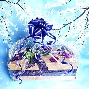 Сувениры и подарки ручной работы. Ярмарка Мастеров - ручная работа Бокс подарок под ключ. Handmade.