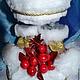 Деревья ручной работы. Новогодняя ёлочка. GolubajLoguna. Интернет-магазин Ярмарка Мастеров. Новогодний подарок, праздничное украшение, Рукодельница