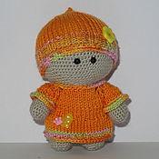 Куклы и игрушки ручной работы. Ярмарка Мастеров - ручная работа Пупс. Осень. Handmade.