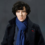 Куклы и игрушки ручной работы. Ярмарка Мастеров - ручная работа Шерлок 2. Handmade.