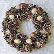 Сувениры и подарки handmade. Livemaster - original item Wreath