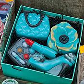 Косметика ручной работы handmade. Livemaster - original item Gift set soap