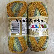 Материалы для творчества handmade. Livemaster - original item ALIZE Diva batik 3239. Handmade.