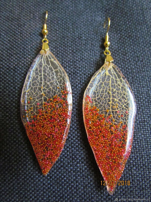 Серьги – это удивительное украшение, которое может подчеркнуть черты лица женщины или выделить её восхитительный наряд.