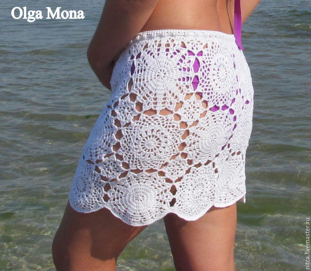 Пляжная юбка своими руками фото 889