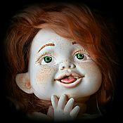 Материалы для творчества ручной работы. Ярмарка Мастеров - ручная работа Кукольная заготовка Фрейя. Handmade.