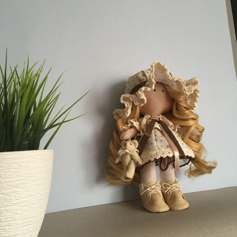 Куколка «Ася», Куклы, Москва, Фото №1