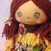Куклы и игрушки ручной работы. Ярмарка Мастеров - ручная работа Кукла Реггеди Энн. Handmade.