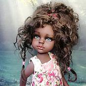 Куклы и игрушки handmade. Livemaster - original item OOAC Paola Reina. Mulatto Tyra. Handmade.