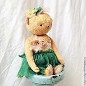 Куклы и игрушки ручной работы. Ярмарка Мастеров - ручная работа Ланочка. Handmade.