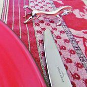 Винтажные столовые приборы ручной работы. Ярмарка Мастеров - ручная работа Винтажный набор подставок под ножи Chevaux посеребрение Франция. Handmade.