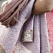 Одежда ручной работы. Ярмарка Мастеров - ручная работа Стеганое пальто.. Handmade.
