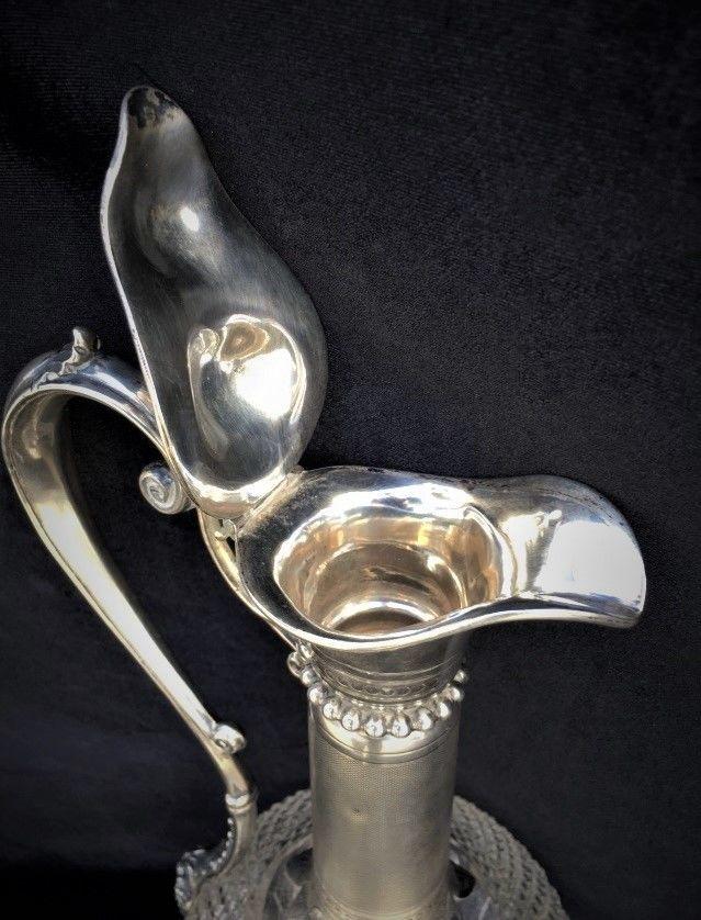 фоторамка посеребренная хрусталь и серебро всего