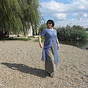 Одежда handmade. Livemaster - original item Cloak-cloak of summer. Handmade.