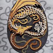 Картины и панно ручной работы. Ярмарка Мастеров - ручная работа Яйцо дракона. Handmade.