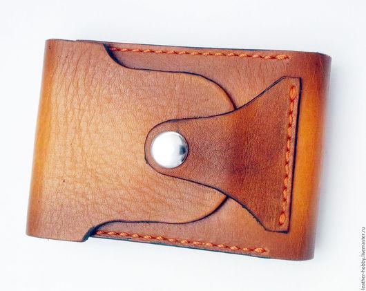 Органайзеры для сумок ручной работы. Ярмарка Мастеров - ручная работа. Купить Кардхолдер, органайзер. Handmade. Оранжевый