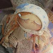 """Куклы и игрушки ручной работы. Ярмарка Мастеров - ручная работа """"Василисушка..."""" текстильная кукла. Handmade."""