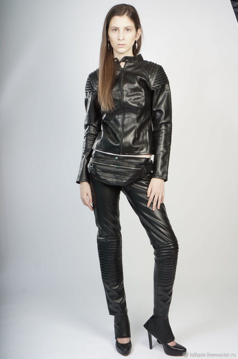 Pants genuine leather, Pants, Moscow,  Фото №1