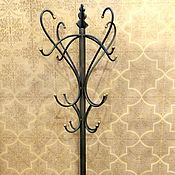 Для дома и интерьера handmade. Livemaster - original item Wrought iron clothes racks