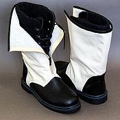 Обувь ручной работы. Ярмарка Мастеров - ручная работа Ботинки мужские 44 размер. Handmade.