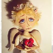 Куклы и игрушки ручной работы. Ярмарка Мастеров - ручная работа Лель - Ангел любви. Handmade.