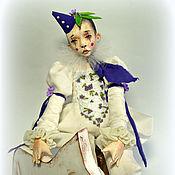Куклы и игрушки ручной работы. Ярмарка Мастеров - ручная работа коллекционная авторская кукла АМАДЕЙ (ПРОДАН). Handmade.