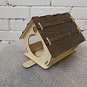 Для дома и интерьера handmade. Livemaster - original item Small bird feeder. Handmade.