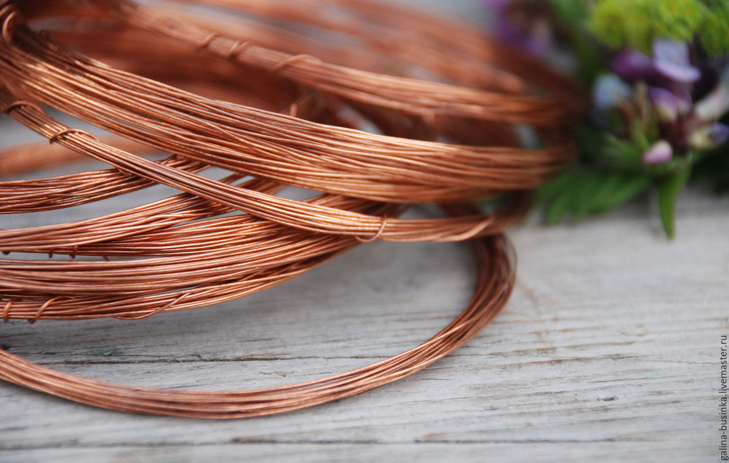 0,5 mm; copper wire (Cut to 4,5 meters) – shop online on ...