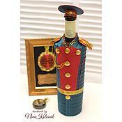 Сувениры и подарки handmade. Livemaster - original item Gifts on February 23: Gift to an officer of the Preobrazhensky regiment. Handmade.