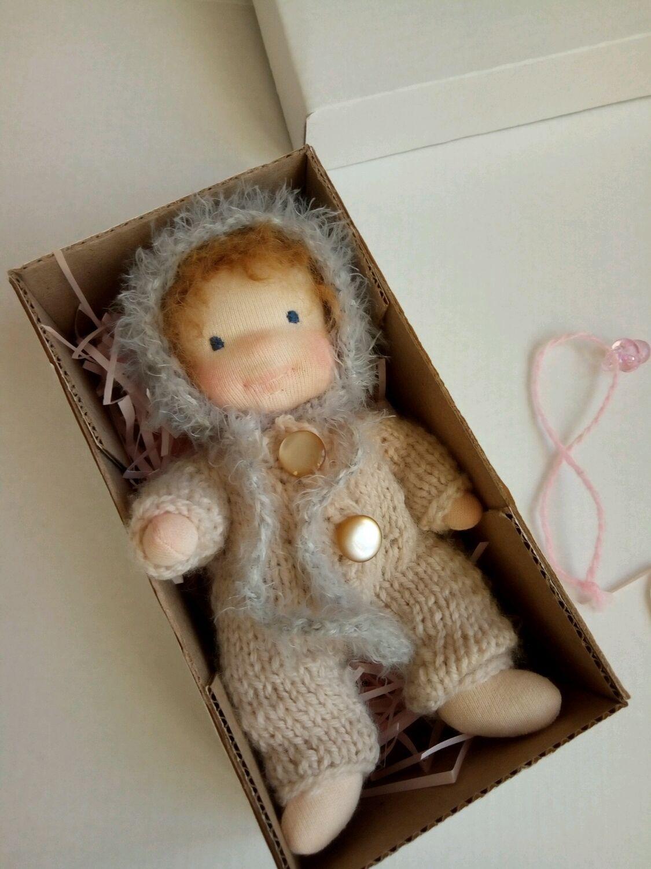 Вальдорфская куколка, Вальдорфские куклы и звери, Каменск-Уральский,  Фото №1