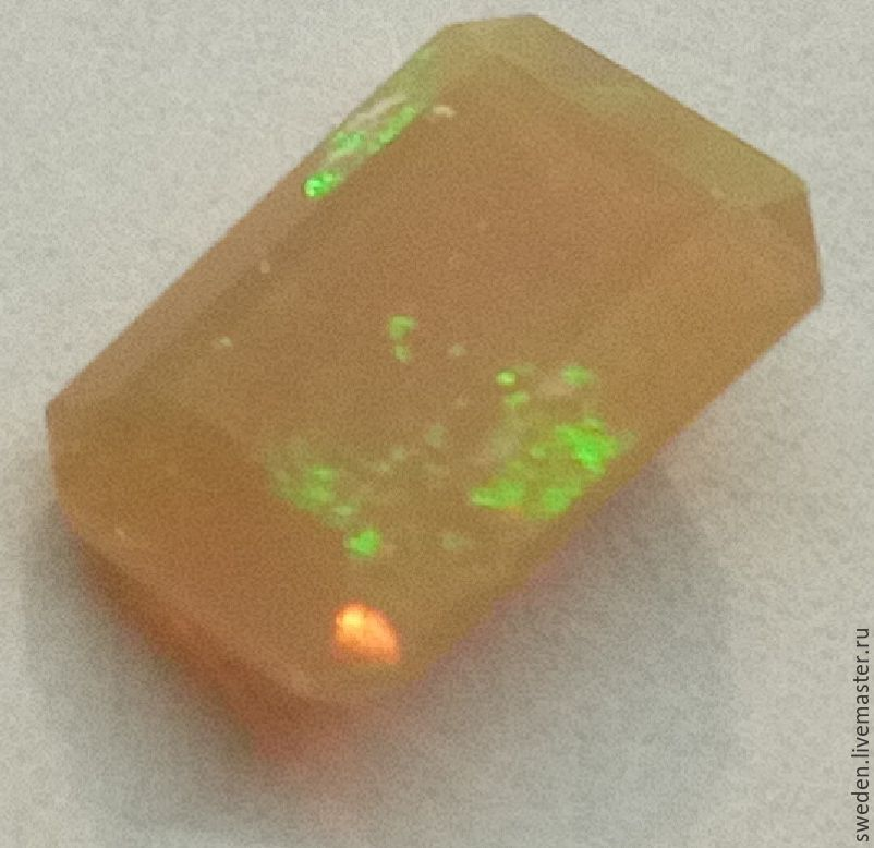 OPAL 1,15 carats, Beads1, Moscow,  Фото №1