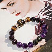 Украшения handmade. Livemaster - original item A set of stones for a Virgin for good luck!. Handmade.