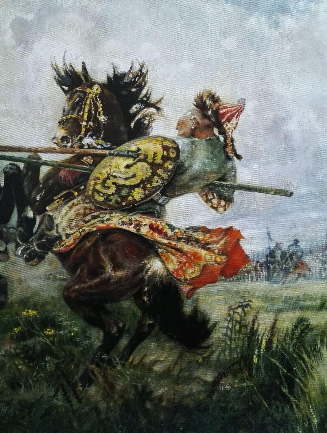 старшим фото битва челубея первых научных