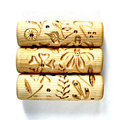 Для дома и интерьера ручной работы. Ярмарка Мастеров - ручная работа Скалка маленькая для печатного печенья и пряников. Handmade.