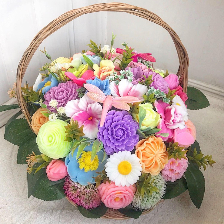 Магазин Цветов Из Мыла В Москве Адреса