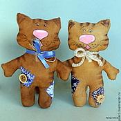 Куклы и игрушки ручной работы. Ярмарка Мастеров - ручная работа Котенок ароматный. Handmade.