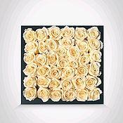 Композиции ручной работы. Ярмарка Мастеров - ручная работа Розы на стене. Handmade.