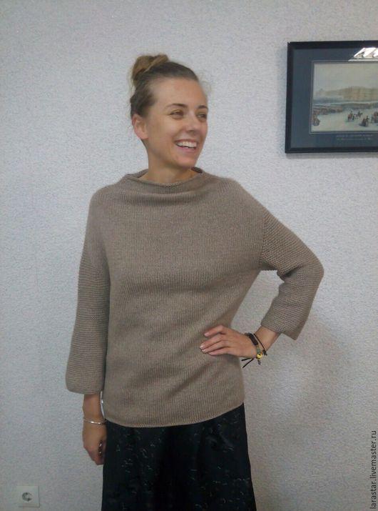 Кофты и свитера ручной работы. Ярмарка Мастеров - ручная работа. Купить Свитер Melloy sweater by Anna & Heidi Pickles БРОНЬ. Handmade.