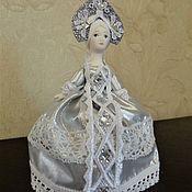 Сувениры и подарки handmade. Livemaster - original item gift boxes: Maiden. Handmade.