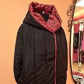 Одежда handmade. Livemaster - original item Coat-quilt jacket of any length