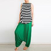 Одежда handmade. Livemaster - original item Pants womens pants boho wide leg pants, fashion pants, trousers 2017. Handmade.