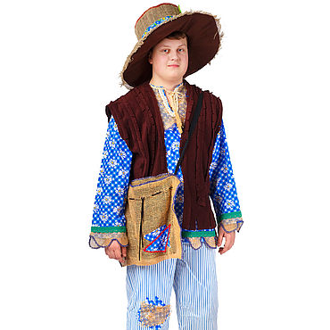 """Одежда ручной работы. Ярмарка Мастеров - ручная работа Карнавальный костюм """"Домовой"""". Handmade."""