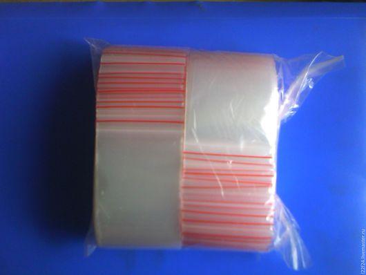 Упаковка ручной работы. Ярмарка Мастеров - ручная работа. Купить Пакетик  zip-lock  6 см : 5см по 10 штук. Handmade.