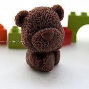 Косметика ручной работы. Ярмарка Мастеров - ручная работа Забавный медвежонок. Handmade.