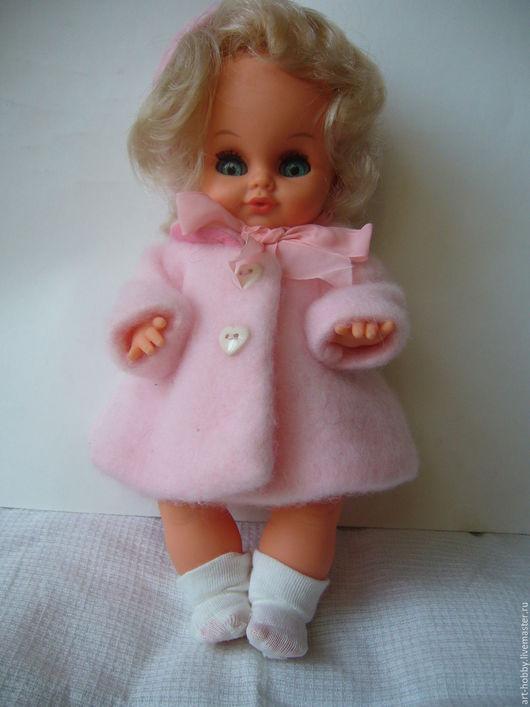 Винтажные куклы и игрушки. Ярмарка Мастеров - ручная работа. Купить Кукла Sebino. Handmade. Кукла, винил