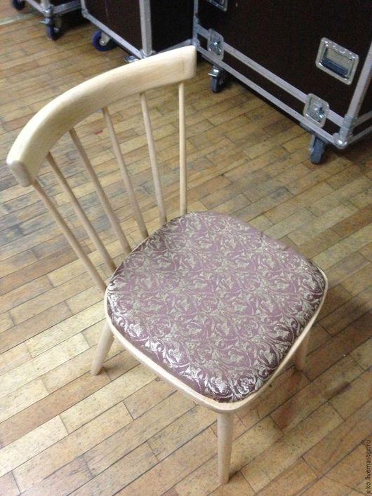 Мебель ручной работы. Ярмарка Мастеров - ручная работа. Купить Стулья. Handmade. Бежевый, натуральное дерево