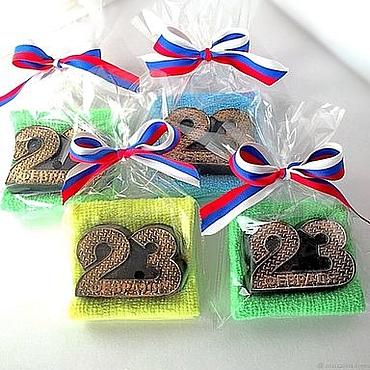 Подарки к праздникам ручной работы. Ярмарка Мастеров - ручная работа Корпоративные подарки мужчинам на 23 февраля, мальчикам в школу. Handmade.