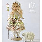 Куклы и игрушки handmade. Livemaster - original item cowgirl. Handmade.